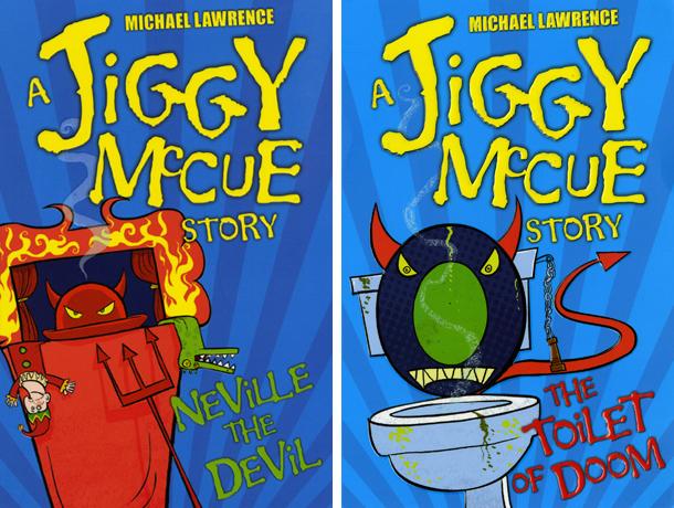 jiggy mccue the killer underpants lawrence michael