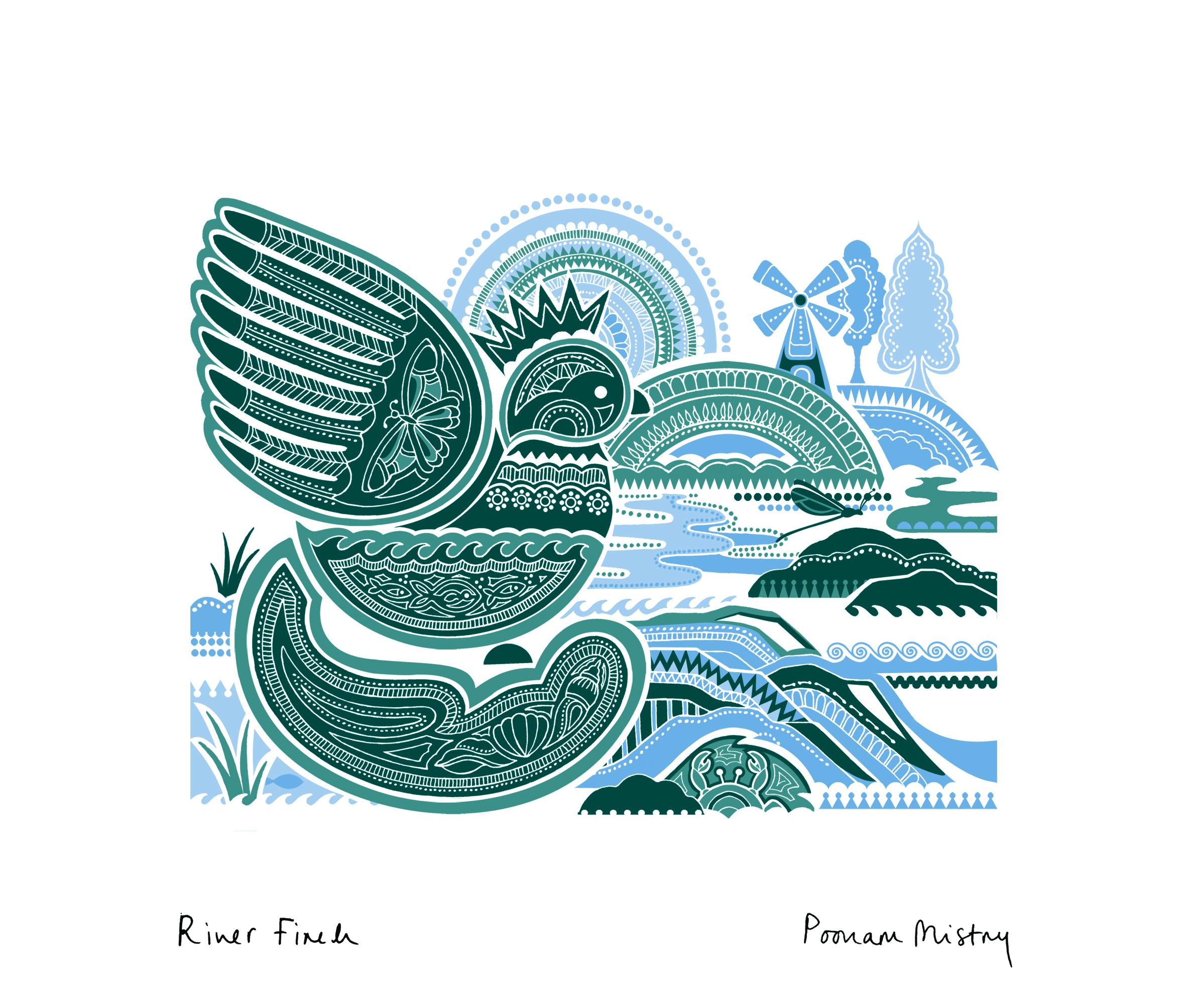 River Finch
