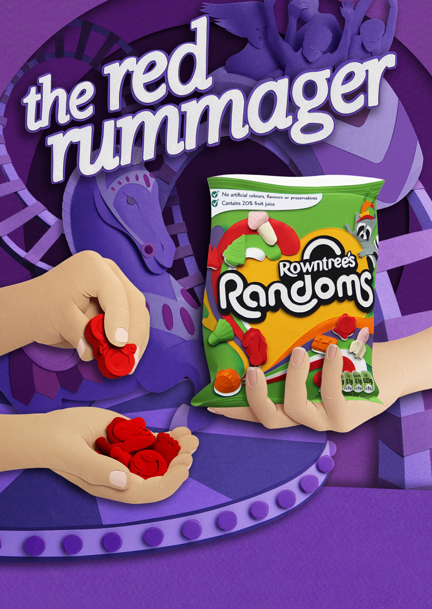 The Red Rummager