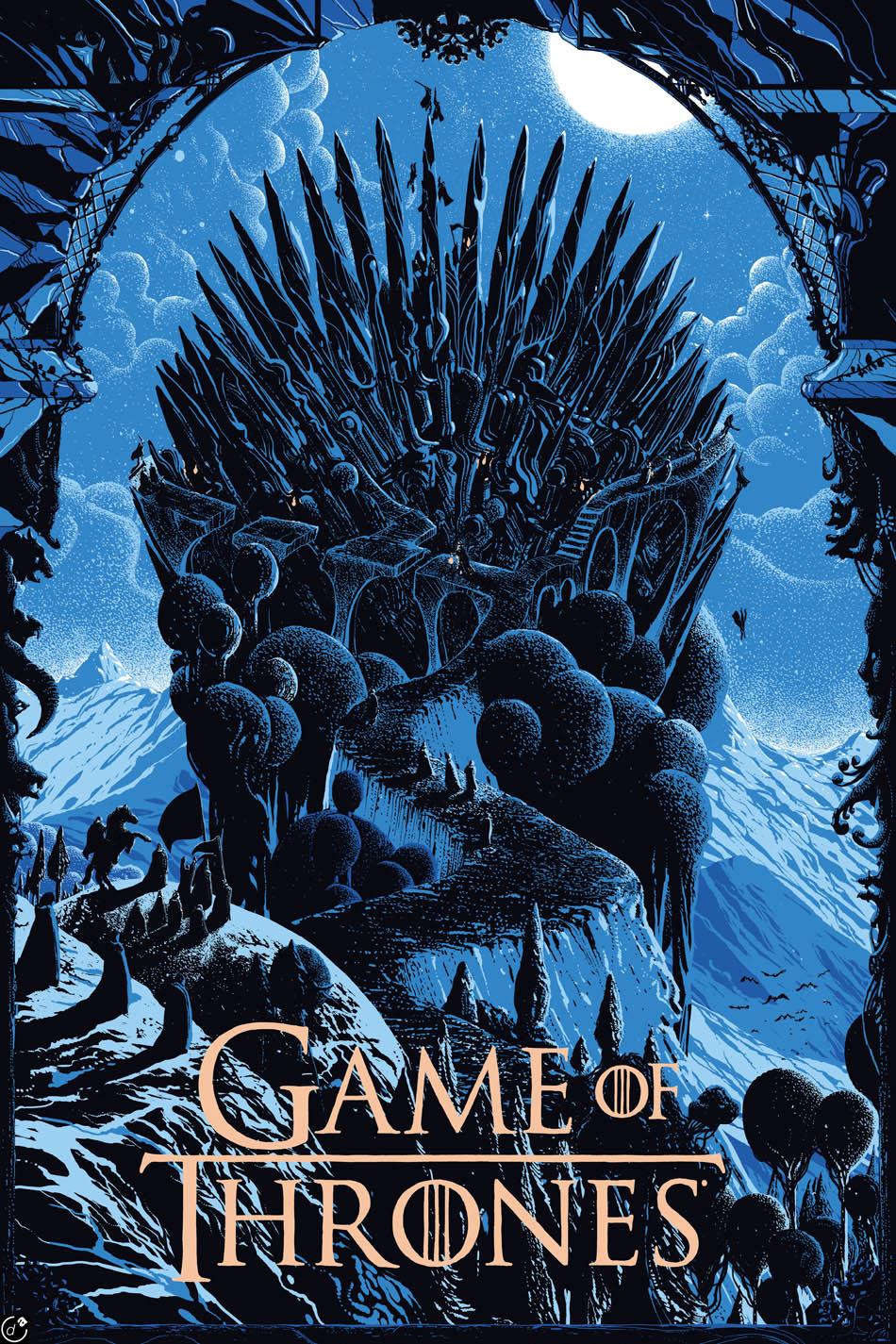 kilian eng - game of thrones