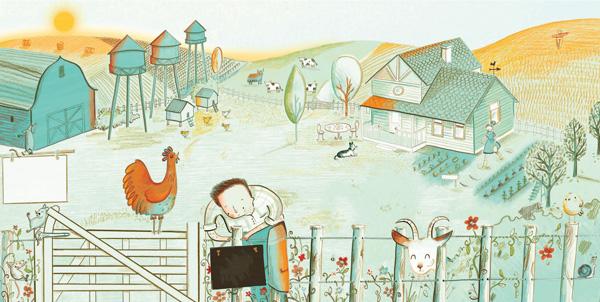 Arena-Illustration-Kristyna-Litten-Pigeon_Pie-dawn