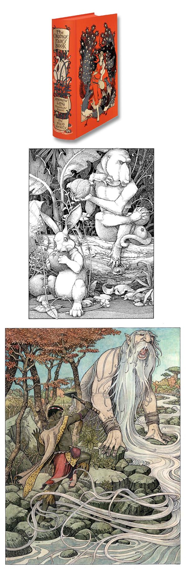 Arena-Illustration-Tomislav-Tomic-Orange-Fairy-Hero-Makoma-01