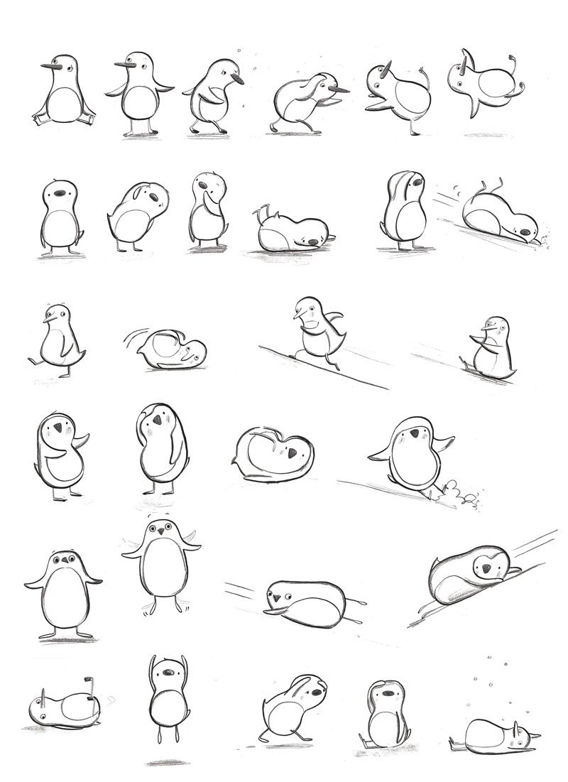arena-illustration_kristyna-litten_iglu-penguin-character-sheet