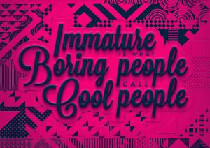 Mardo El-Noor_Immature People_A2