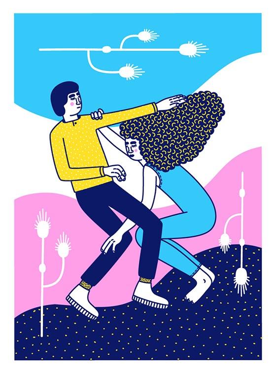 Sparkling World by Martina Paukova