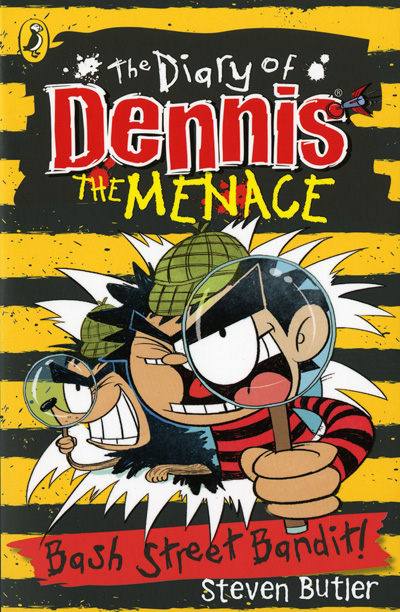 arena-illustration_steve-may_diary-of-dennis-the-menace_bash-street-bandit01