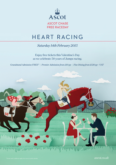 Ascot Heart Racing - Helen Friel