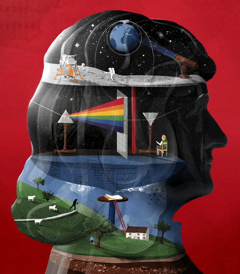 Sam Falconer - Isaac Newton