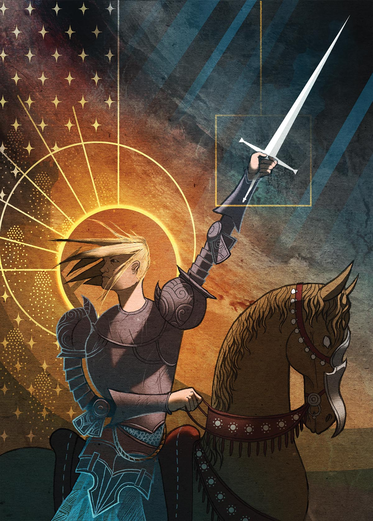 Joan of Arc by James Gifford
