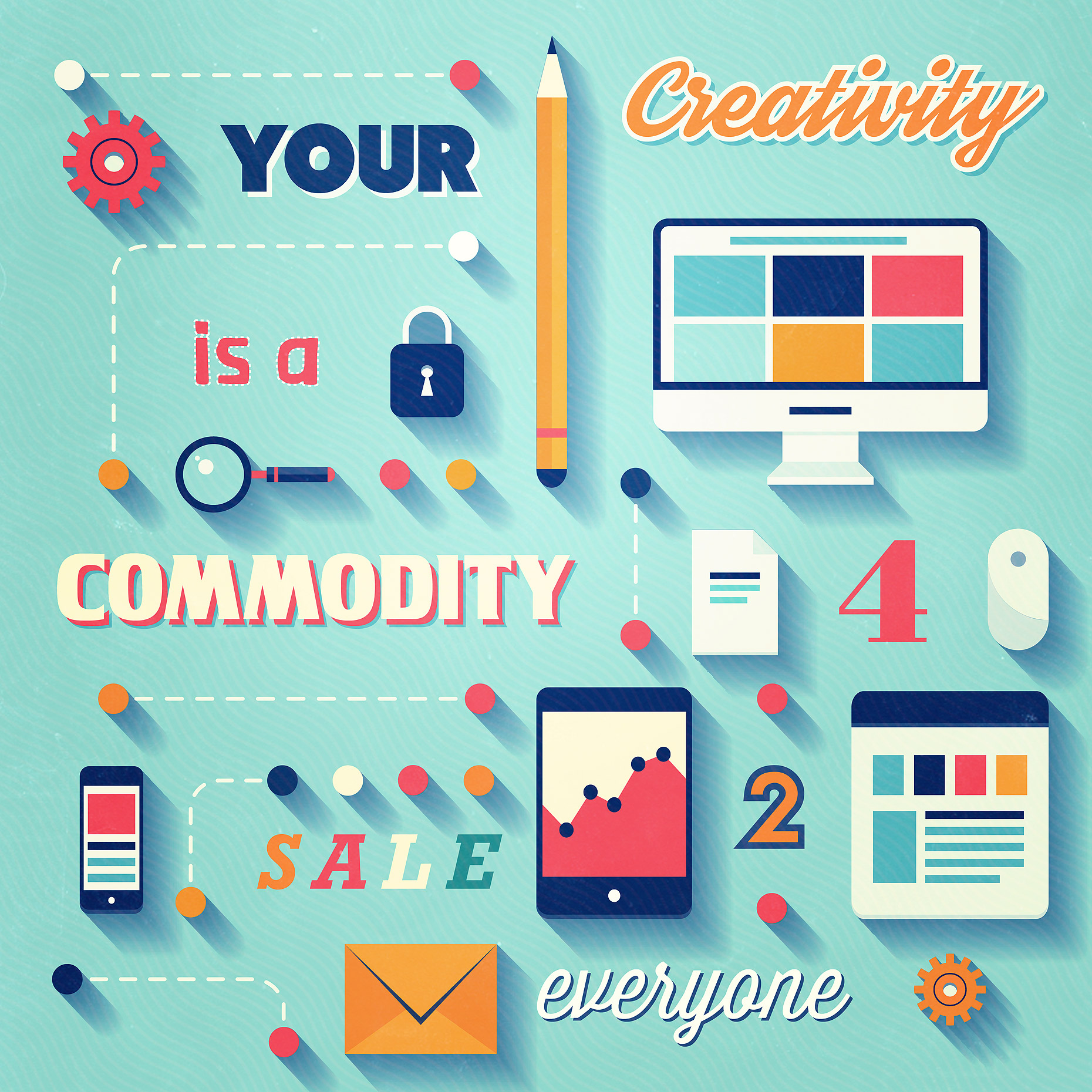 creativity-is-commodity