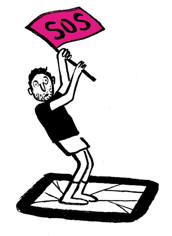 jean_jullien_three_insurance_illustrations_SOS