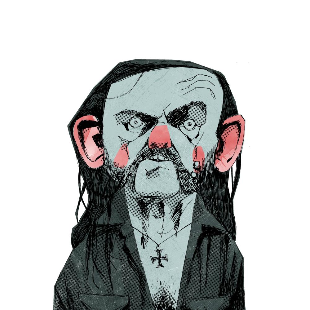 Lemmy by Alexander Jackson