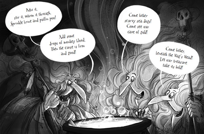 arena-illustration_jonny-duddle_cave-of-doom_01