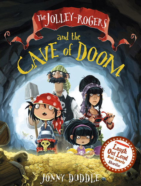 arena-illustration_jonny-duddle_cave-of-doom_cover
