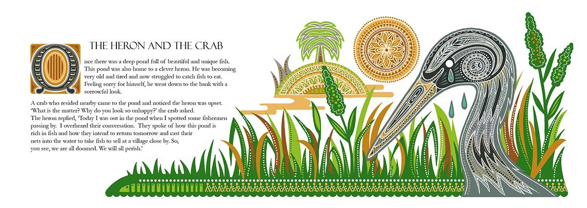 Poonam-Mistry-Heron-Crab