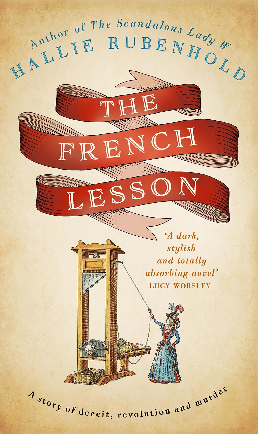 The French Lesson by Dave Hopkins