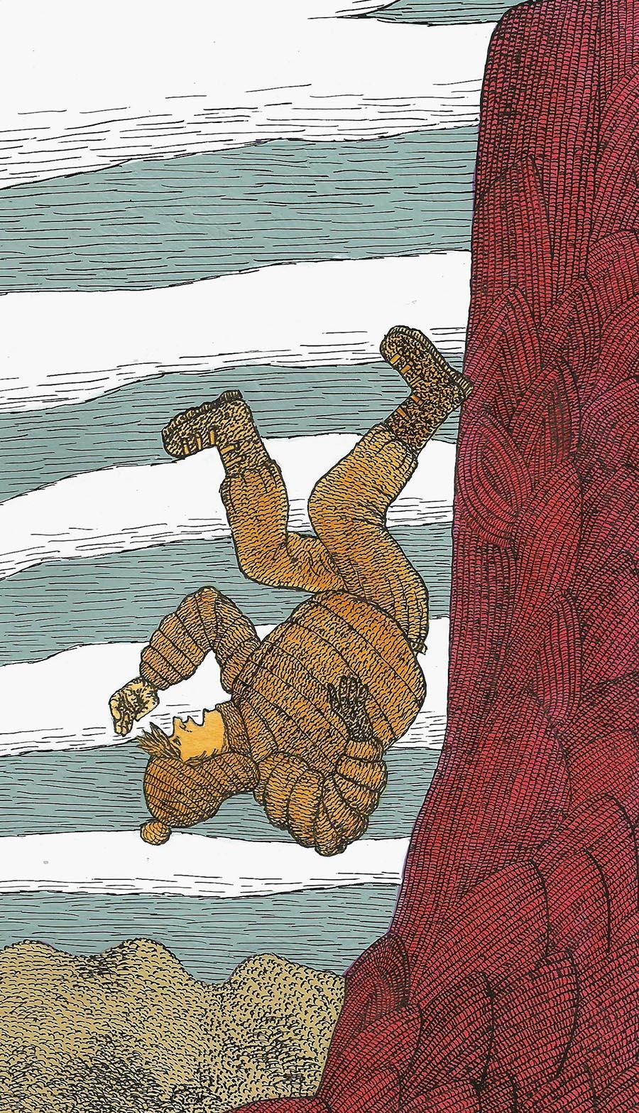 Falling Jonathan Leach