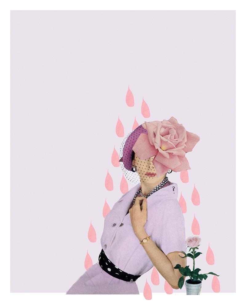 Shrinking Violet by Laura Redburn